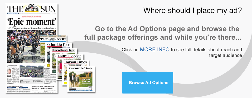 Where should I place my ad