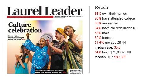 laurel leader