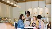 TribLocal.com: Women at a coffee shop