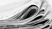 Main News: Stack of newspapers