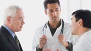Health and Family: Doctors talking