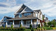 Homes: Large home in neighborhood