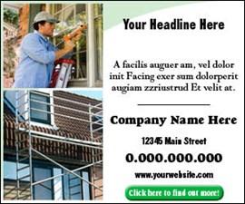 Sample Cube Ad