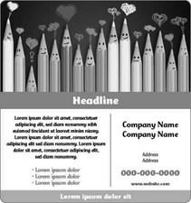 Sample print ad